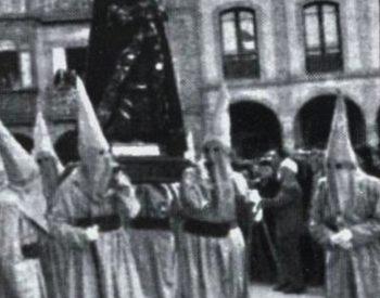 Primera procesión de la Cofradía de San Juan - 1948